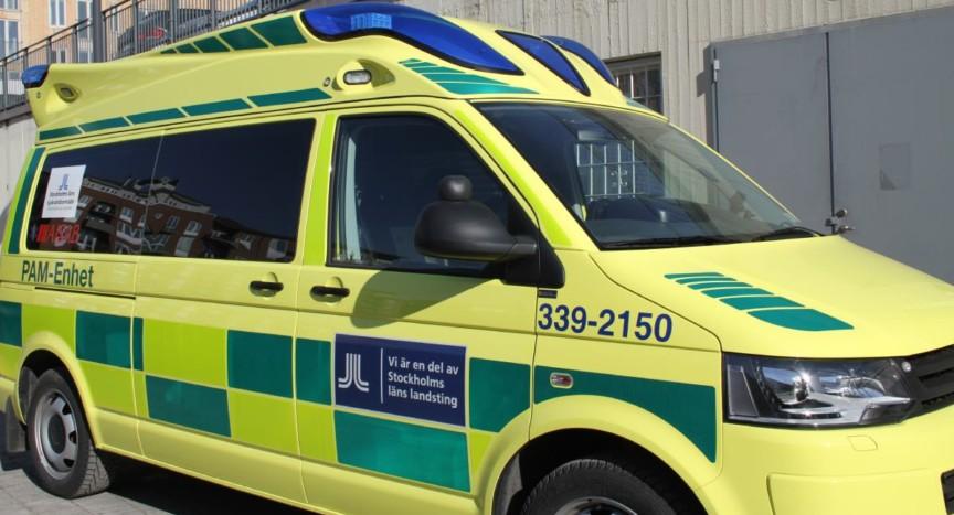Mental health ambulance