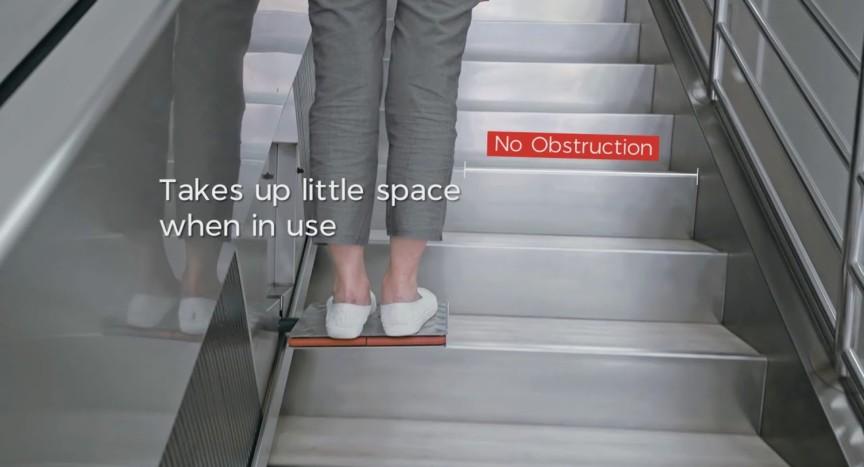 AL-SUS Step Lift