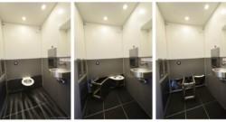 Sanitronics Revolving Toilet