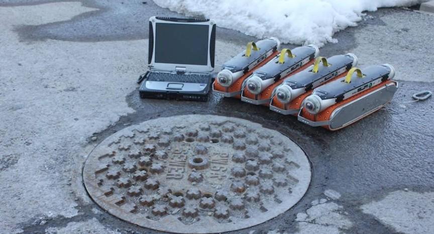 RedZone robots